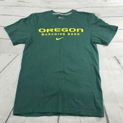Nike Shirt Small Standard Fit Oregon Marching Band Measurements In Description