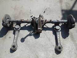 Mercedes 250 280 Se Sl Rear Axle Carrier Differential Locking Limited Slip 4.08