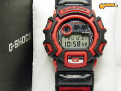 Coca-cola G-shock Gl-100 G-lide Gee Ride Red Color Cross-band Specifications