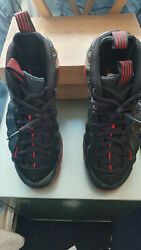 New Nike Air Foamposite One 1 Cough Drop Penny Black Men's Basketball Shoes 9