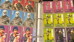 Fortnite Series 1 Pick Your Own Epic Trading Card Panini 2019 New Epic Games
