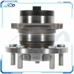 Rear Left Or Right Wheel Hub Bearing Assembly Fits Mazda Cx-9 2007-14 5 Bolts