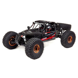 Los03028t2 Black And Red 1/10 Lasernut U4 4wd Brushless Rtr With Smart Esc