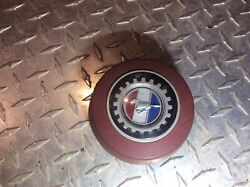 1979 Ford Mustang Steering Wheel Cap Cover Horn Button 0102