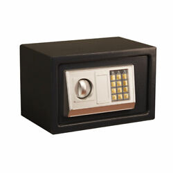 16L Safe Box Electronic Digital Lock Password Home Office Security Double Alarm