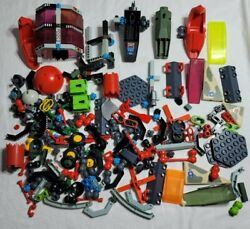 Mixed Large Lot Of Vintage 80's Fisher Price Construx Toys 3 1/2 Pounds