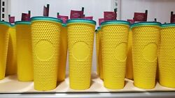 New W/tag Two2starbucks Hawaii Tumbler Studded Pineapple Exclusive With Snacks