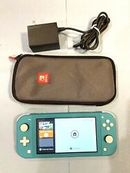 Nintendo Switch Lite Handheld Video Game Console Device Tablet Ac