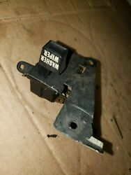 Gm Nos Delco Remy Wiper Washer Switch