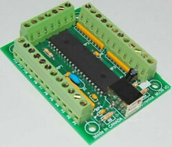 Usb 30 Channel Input/output Expander Pcb Board For Windows Linux
