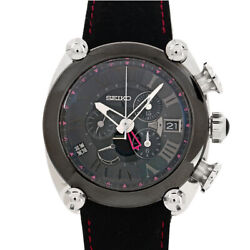 Free Shipping Pre-owned Seiko Galante Spring Drive Shop Limited Model Sbla107