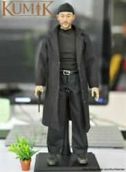 Kumik Kmf038 1/6 Scale Jean Reno Male Action Figure Full Set Collectible Doll