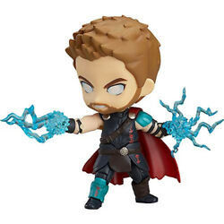 Nendoroid Mighty Thor Battle Royale Saw Dx Ver. Non-scale Abs And Pvc Pre-pa [new]