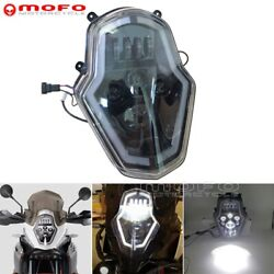 Led Headlight Assembly Drl Hi/low Headlamp For Adv Bike 1050/1090 Adventure Abs