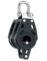 Harken 40mm Carbo Airandreg Double Block With Becket Fixed