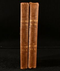 1842 2vol American Notes For General Circulation Charles Dickens 1st Ed 1st I...