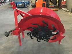 2020 Mower King Ditch 40in Trencher Tractor Attachment