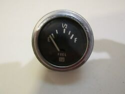 Vintage Rare Fuel Gauge For Car Or Truck Metal Collectible
