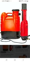 Electrostatic Backpack Sprayer Disinfectant Machine 4 Gallons Brand New