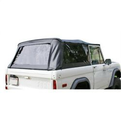 Rampage 98402 1966-1977 Ford Bronco Complete Top - White