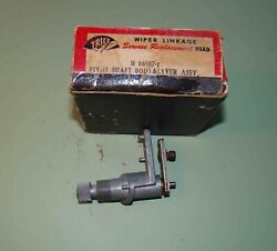 1951 - 1952 Fordtruck Wiper Linkage Head / Nos Trico H- 86987-1 Drivers Side