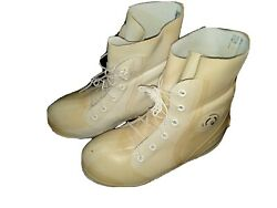 Military Cold Weather Mickey Mouse Bunny Boots White Size 8-r