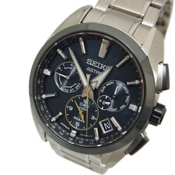 Free Shipping Pre-owned Seiko Astron Limited Sbxco071 5x53 Gps Solar Watch