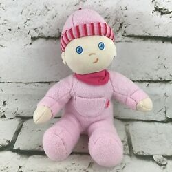 Haba German Snug Up Dolly Luisa Pink My First Baby Girl Doll Soft Plush Toy