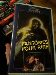 Mr Boogedy French Vhs Release Very Htf Disney No Us Vhs Release Not Ntsc