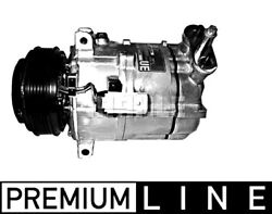 Fiat Opel Vectra C Saab Behr Compressor Ac Air Conditioning 1.6-1.8l 2002-