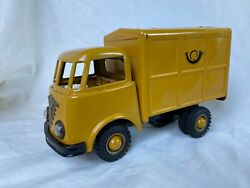 Gama Truck Lkw Friction Tin Toy Truck Rare