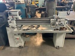 Clausing Lathe 12 X 36 Model 5917 Sold For Parts