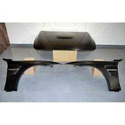 Bmw F32/f33/f36 Look M4 Style Bonnet And Front Fenders