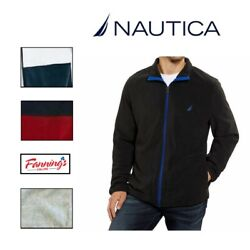 Sale Nautica Menand039s Nautex Fleece Full Zip Jacket | Variety Size And Color | C21