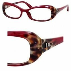 Christian Dior 3213 05o7 Panther Red 52 Mm
