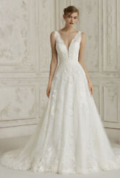 Maggie By Pronovias Wedding Gown And Epico Veil