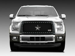 Rbp Rbp-258577 Rx-5 Halo Series Studded Frame 1pc. Grille 15-17 Ford F-150 All M