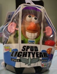 Toy Story 3 Mr. Potato Head Spud Lightyear Space Ranger Toys R Us Exclusive New