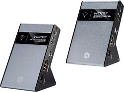 Rosewill Wireless Hdmi 4k Extender Video And Audio Transmitter Receiver Rche-20002