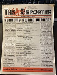 The Hollywood Reporter - Vintage