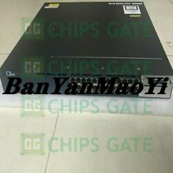 Fedex Dhl Used Cisco Ws-c3560x-24p-s Tested In Good Conditon Fast Ship