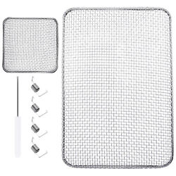 Rv Insect Vent Screen Cover Square 4.5 Furnace And 8.5 X 6 Water Heater Lcw