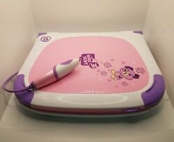 Leapfrog Leapstart 3d Interactive Learning System Exclusive, Violet, Open Box