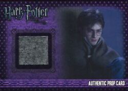 Harry Potter Deathly Hallows 1 Blanket Prop Card Hp P2 060/330
