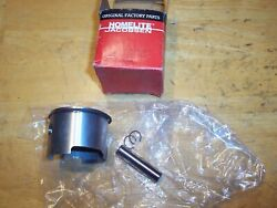 Homelite Chainsaw Connecting Rod, Piston, Rings, Bearing Nos A-49314, A-69658-a