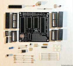 Mgh80 - Simple Z80 Based Controller Diy Kit With 82c55. Arduino Like Z80 Sbc