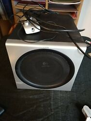 Logitech Z-2300 Computer Subwoofer With Hard To Find Controller