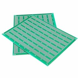Yungui 15x20 Cm Pcb Prototype Board Solderable Perfboarduniversal Printed For