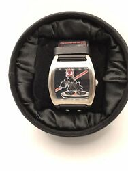 Disney Star Wars Weekends 2008 Darth Donald Maul L.e. 500 Watch Signed Ray Park