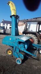 Kidd Pression Chop Forage Harvester A Very Rare Modelquick-hitch